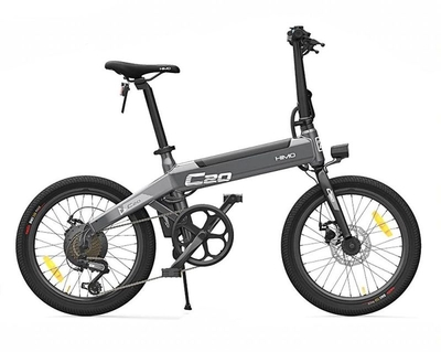 Электровелосипед HIMO C20 Electric Bike (Gray)