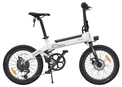 Электровелосипед HIMO C20 Electric Bike (White)